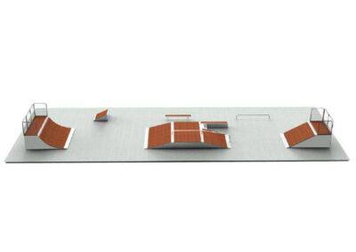 skatepark modular pack n14