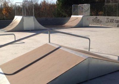 Venta pistas skate