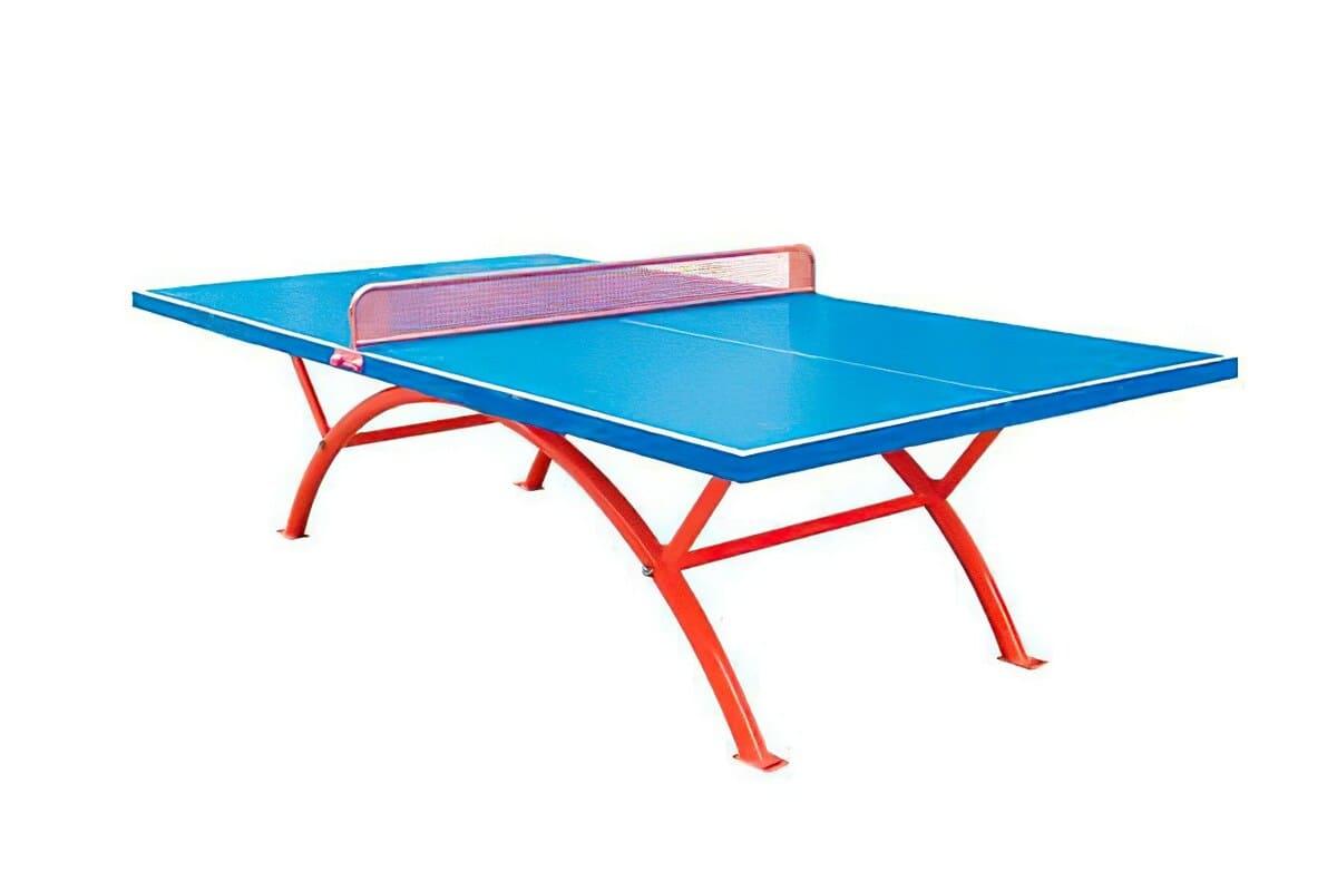 Mesa de ping pong exterior antivandálica, Modelo Economic