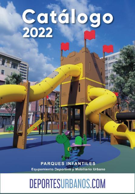 Catálogo de Parques Infantiles y Mobiliario Urbano