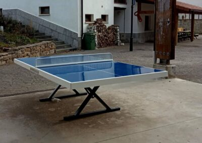 Mesa ping pong park