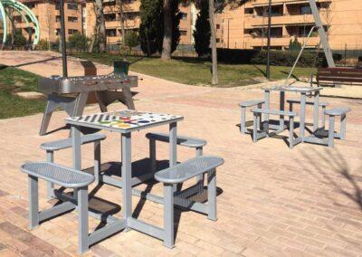 equipamiento lúdico urbano