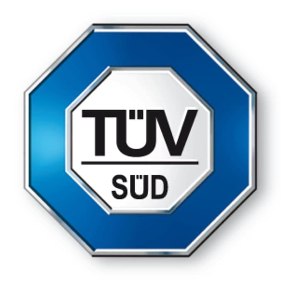 Certificación TÜV-SÜV
