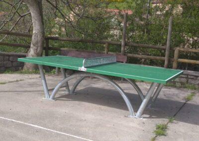 Mesa de ping pong pública Sport Pro