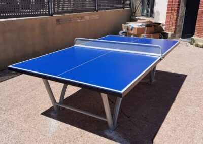 Ping pong outdoor Sport