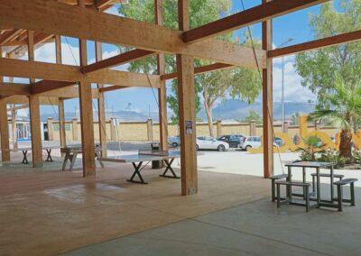 Equipamiento recreativo para ayuntamientos.